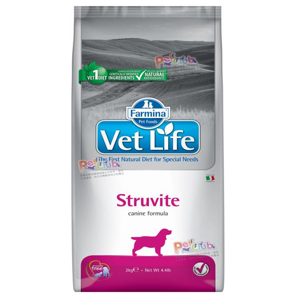 Farmina法米納 獸醫寵愛天然處方系列-犬用泌尿道磷酸銨鎂結石配方 2kg
