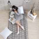 GOODDAY 高密度纖維棉和室床墊 雙人5尺(交錯)