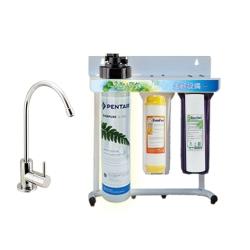 美國原廠 Everpure QL2-S104 三道立架型淨水器
