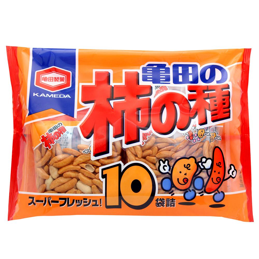 龜田 柿種米果(310g)