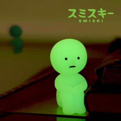 Smiski不可思議的夜光精靈第一彈 (箱購12入)