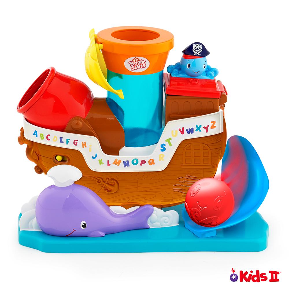 Kids II-BS 冒險海盜船