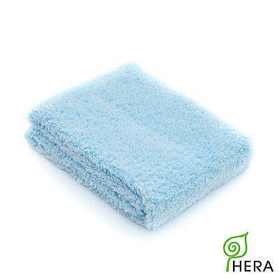 HERA 3M專利瞬吸快乾抗菌超柔纖-毛巾-晴空藍