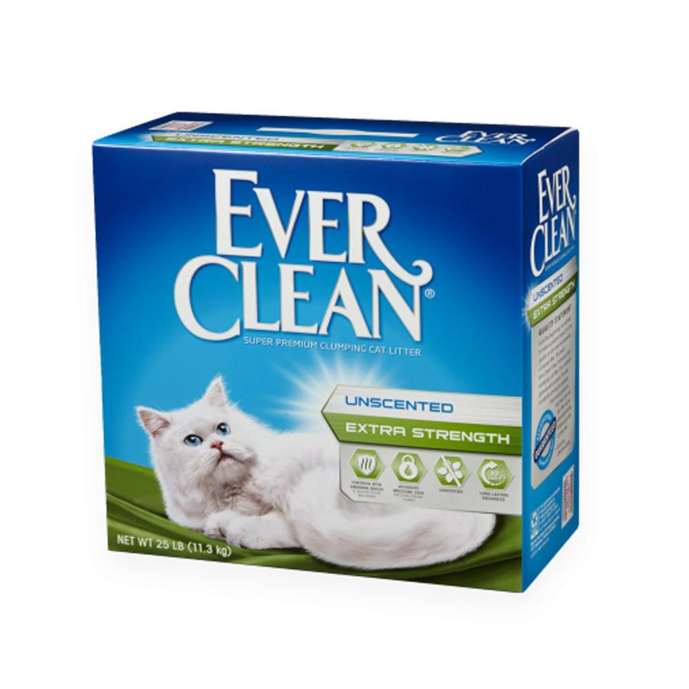 Ever Clean藍鑽貓砂25LB 藍粗砂(無香)25lb
