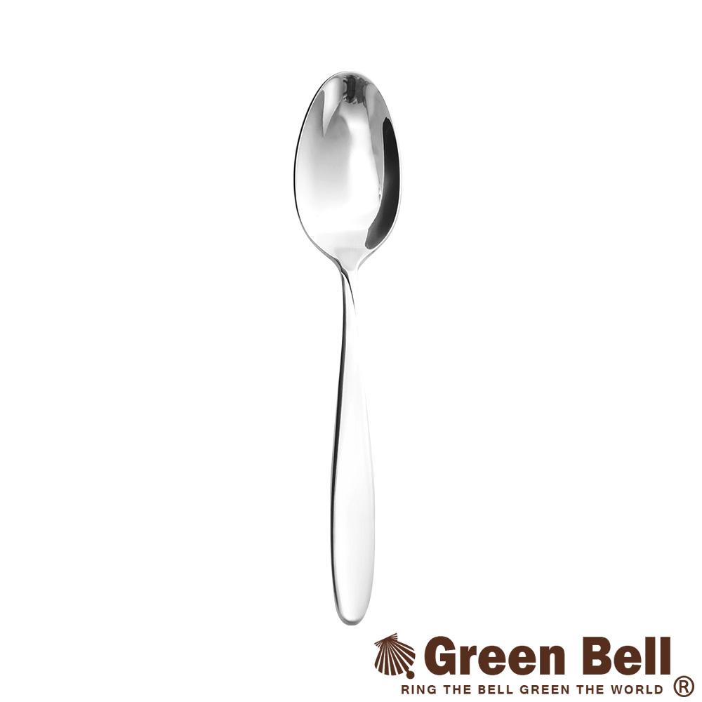 GREEN BELL綠貝 304不鏽鋼餐具中餐匙