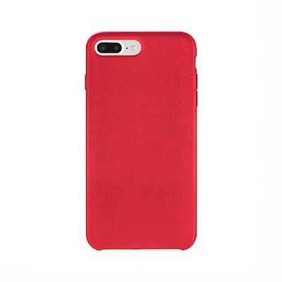 Bone  iPhone 7Plus / 8Plus Slimcase超纖公仔背殼-企鵝