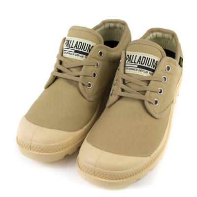 PALLADIUM-男休閒鞋75331238-卡其