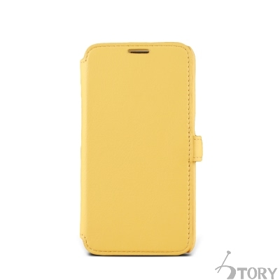 STORY皮套王 SAMSUNG S6 硬殼式側翻 客製化皮套