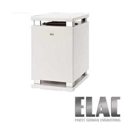 ELAC德國精品超重低音喇叭SUB 2040(WE白)-支