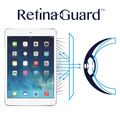 RetinaGuard 視網盾iPad Air2 / Pro 9.7吋 防藍光保護膜