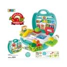 家家酒系列玩具 手提蔬果超市 8314(3Y+)