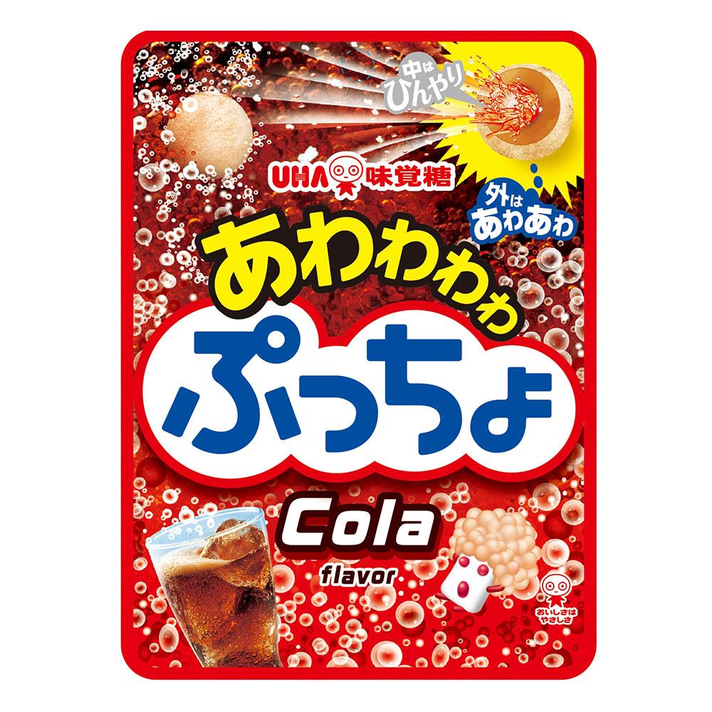 味覺糖 普超碳酸糖-可樂口味(24g)