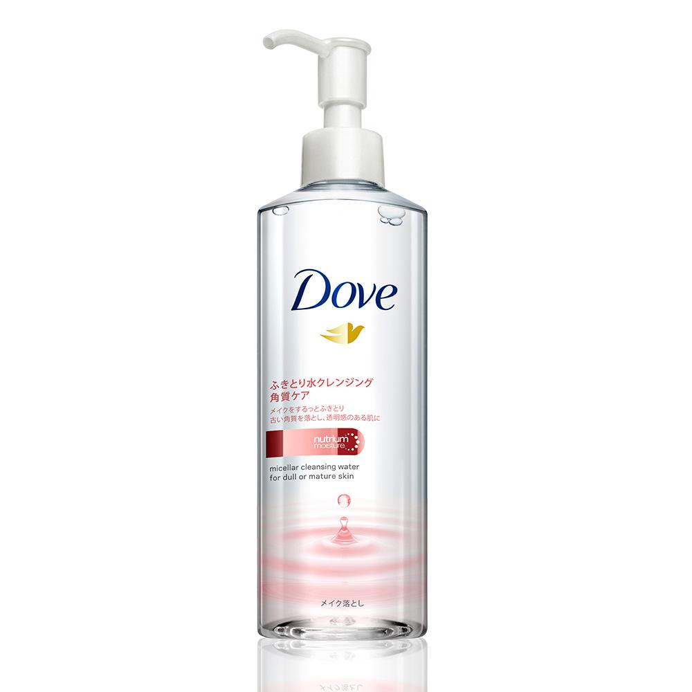 DOVE 多芬 水氧淨透卸妝水(高透亮) 235ML