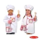 美國瑪莉莎 Melissa & Doug 裝扮遊戲 - 廚師服遊戲組