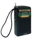 音樂夢想家AM/FM調頻隨身型收音機 KA-193