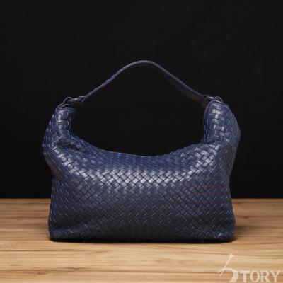 STORY 皮套王 - 羊皮編織肩背包 Style  6139