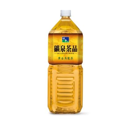 悅氏 黃金烏龍茶-無糖(2000mlx8入)