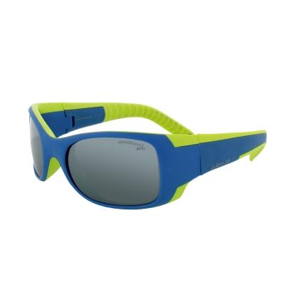 法國 Julbo幼兒太陽眼鏡 - Booba -  藍/螢光綠