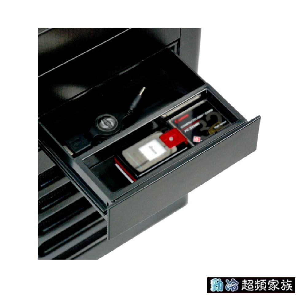 EVERCOOL 5.25吋外接儲存盒(BOX-MK-BK)