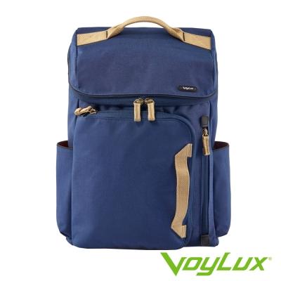VoyLux伯勒仕-Valiant系列後背包-3380119-海軍藍