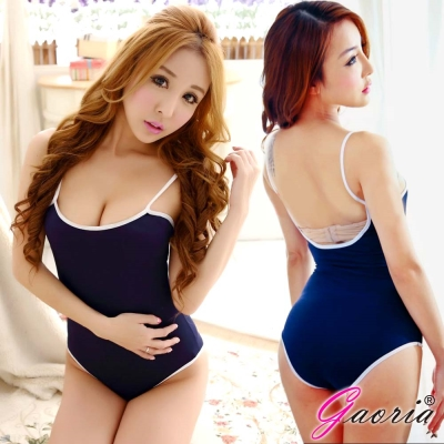 Gaoria 泳衣女孩 女優泳裝款 角色扮演 制服 情趣睡衣角色服