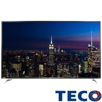 TECO東元 65吋 4K 連網液晶顯示器+視訊盒 TL65U1TRE