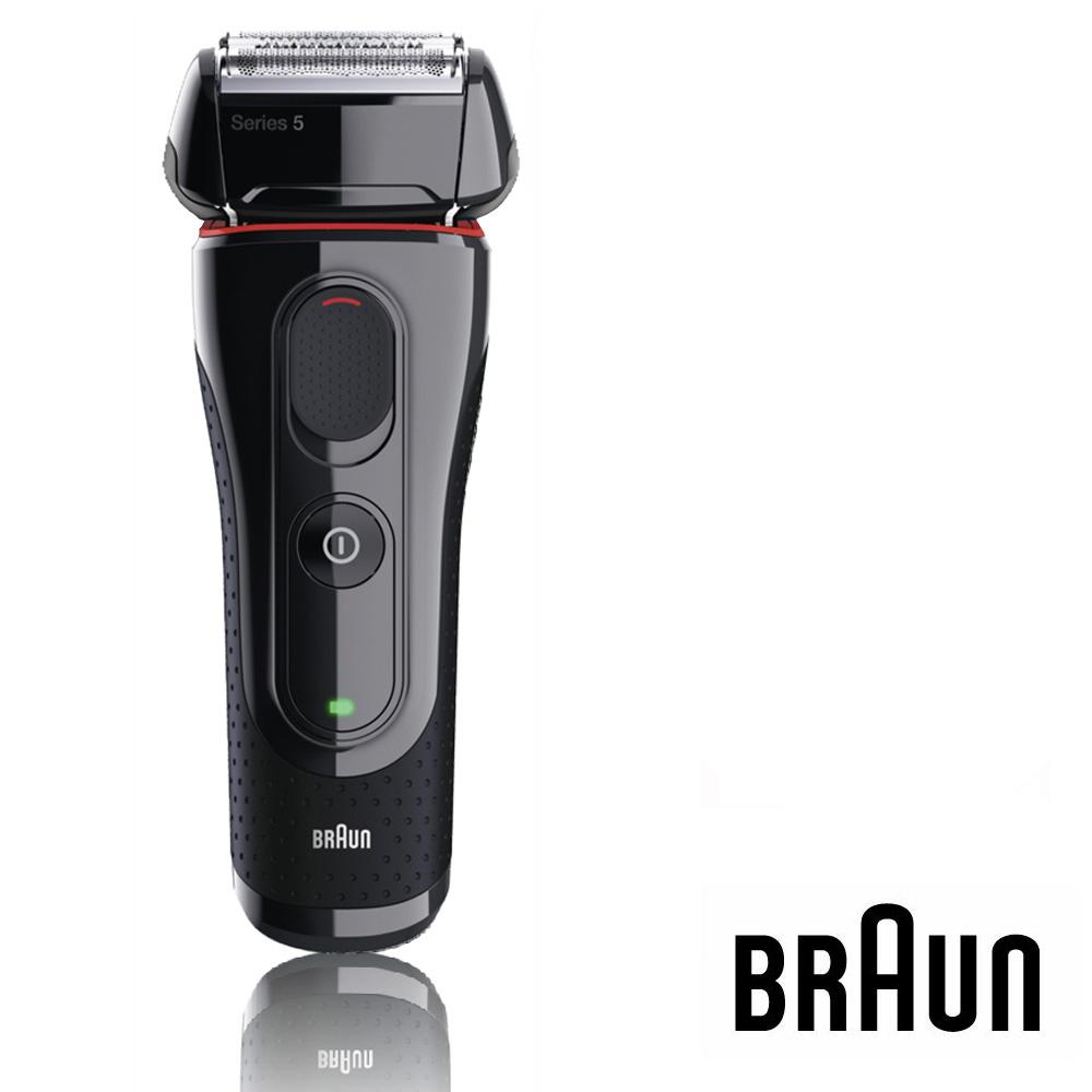 德國百靈BRAUN-新5系列靈動貼面電鬍刀5030s