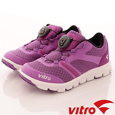 VITRO韓國 School jogging DIAL BOA運動鞋 紫
