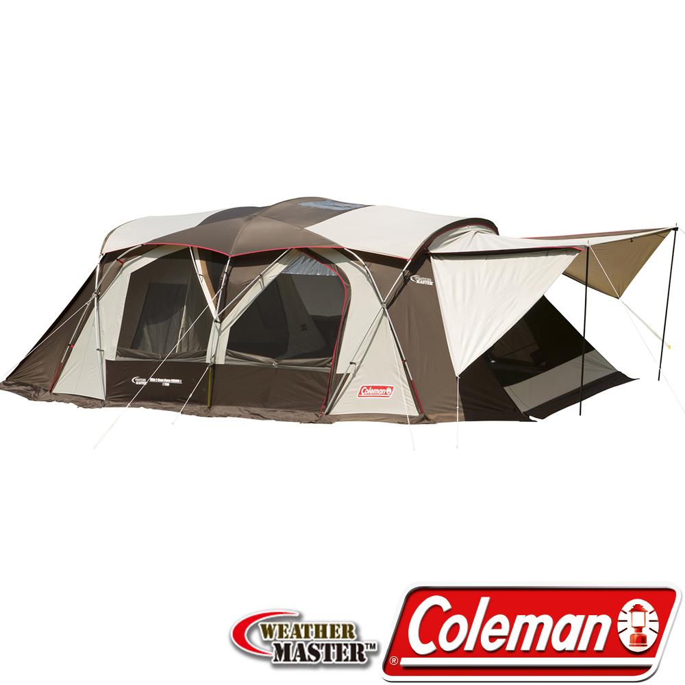 Coleman CM-22110 氣候達人露營帳篷