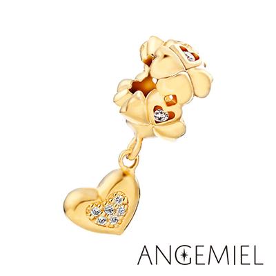 Angemiel安婕米 925純銀串珠吊飾 奢華愛戀