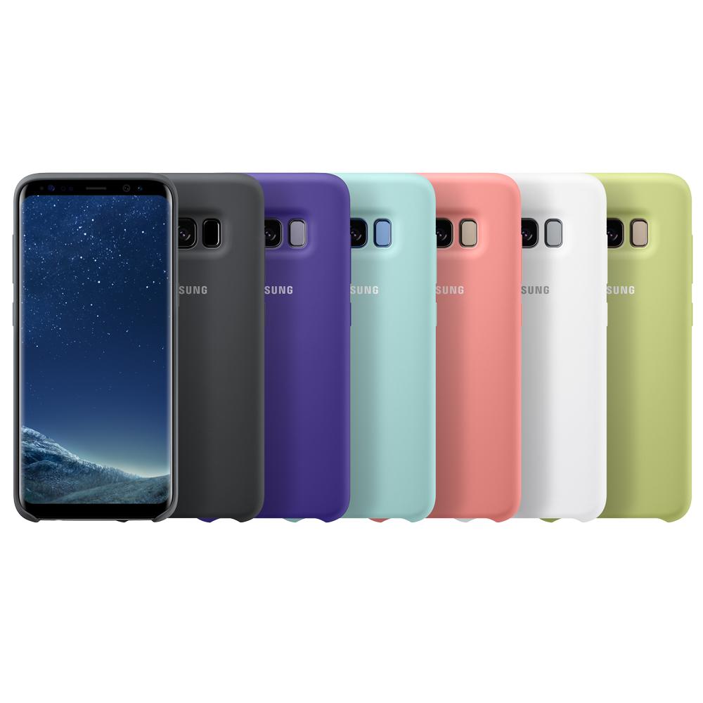 Samsung Galaxy S8+ 原廠薄型背蓋 ( 矽膠材質 )