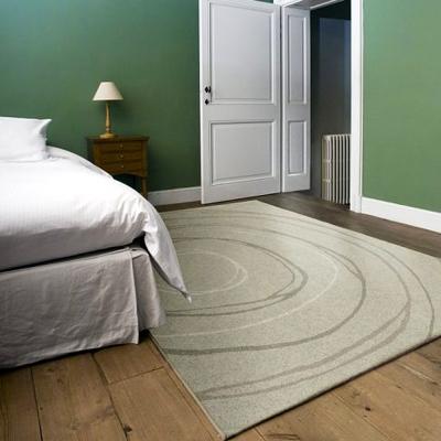范登伯格 - 左岸 進口仿羊毛地毯 - 漩渦 (160 x 230cm)