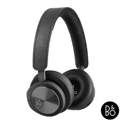 B&O PLAY H8i主動降噪藍牙音樂耳機(尊爵黑) 無限的 激情澎湃