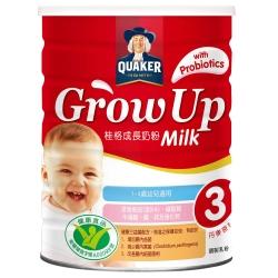 桂格三益菌成長奶粉1500