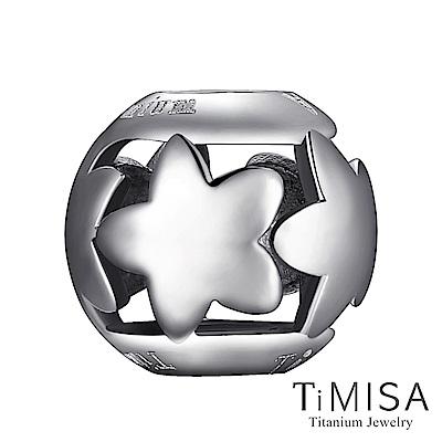TiMISA 星星相惜 純鈦飾品 串珠