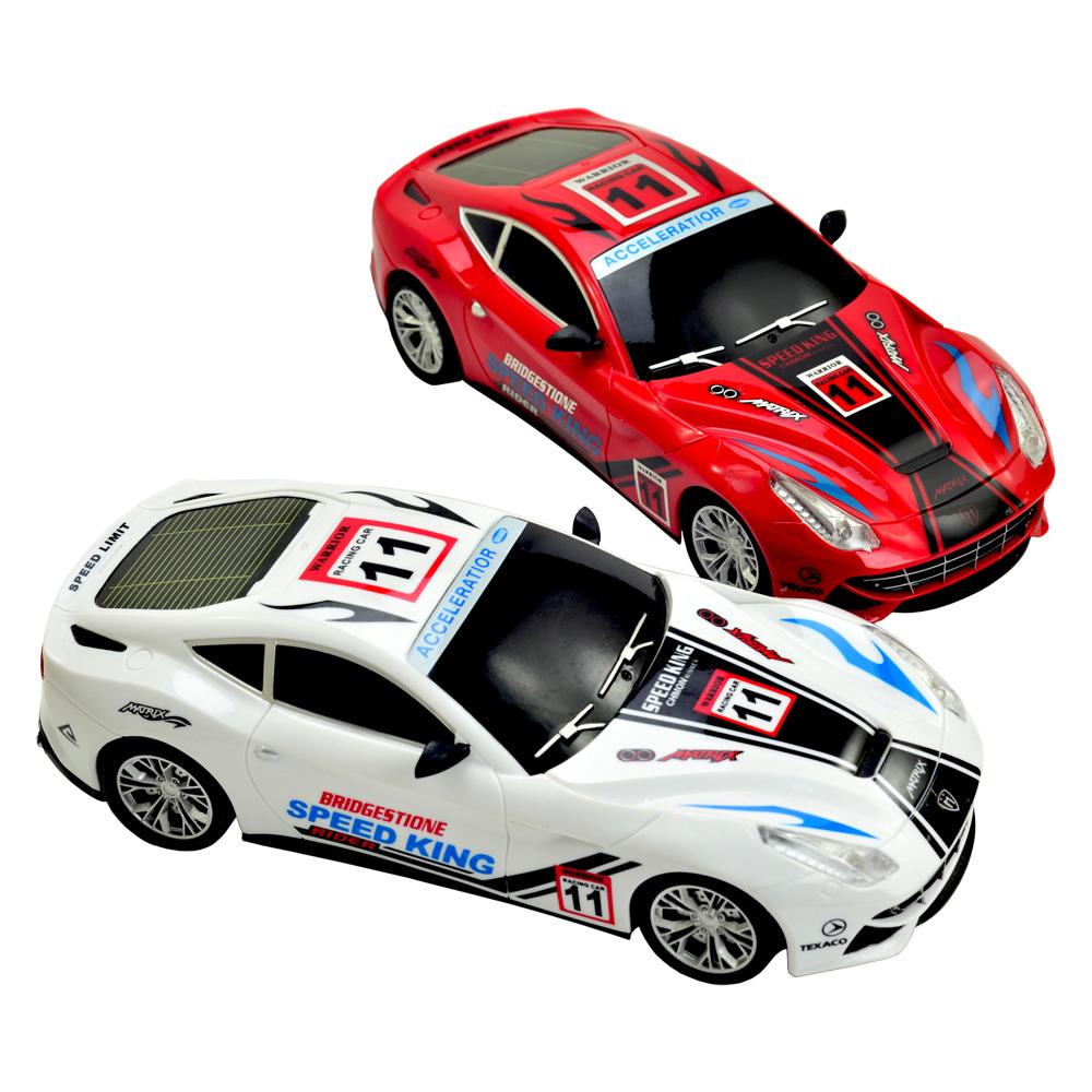 《Ultimate Super》彩繪版1:18模型全方位遙控流線造型遙控車