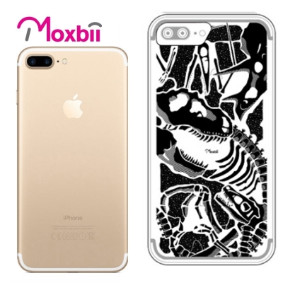 Moxbii iPhone 7 Plus 5.5吋 simpOcase光雕殼-侏...