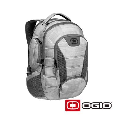 OGIO BANDIT II 17 吋甲蟲電腦後背包-冰風雪