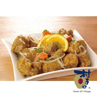 【村子口】橙汁排骨-功夫菜(500g/包)