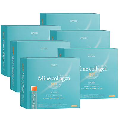 Mine Collagen 我的膠原凍(6入特惠組)
