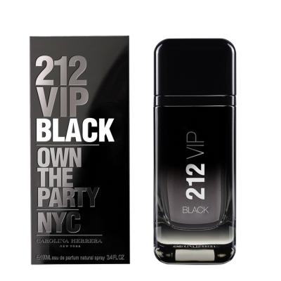 Carolina Herrera 212 VIP BLACK男性淡香精100ml