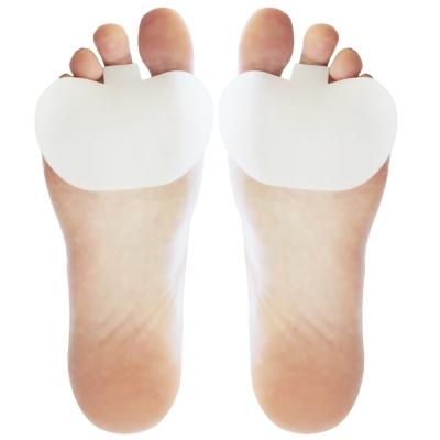 足的美形  矽膠套指蘋果前掌墊(3雙)