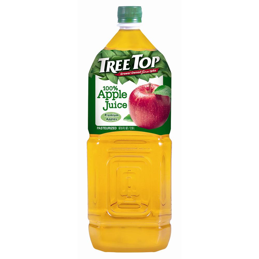 TreeTop樹頂 蘋果汁(2000mlx6入)
