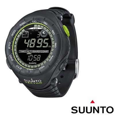 SUUNTO Vector Black Lime 天行者極限運動登山錶