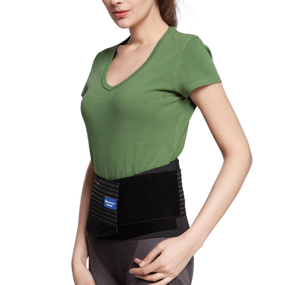 PUSH!戶外休閒用品  舒適超輕型高集中支撐腰帶