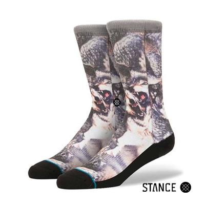 STANCE HOLIDAY:WOLFSBANE-男襪