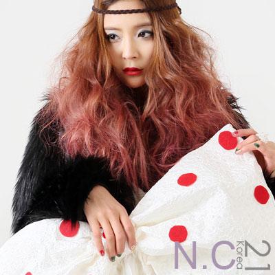 【N.C21】大膽玩色時尚染髮粉 (烈焰紅色)