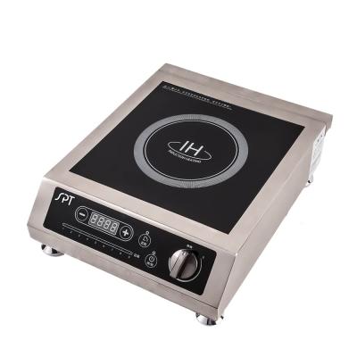 SPT商業用變頻電磁爐SR-3500F