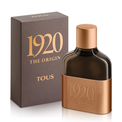 TOUS 1920 男性淡香精 60ML 送品牌小香