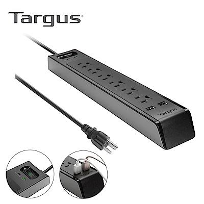 Targus APS14AP 防突波6孔延長線+2port USB